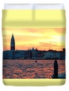 Venice Colors Duvet Cover