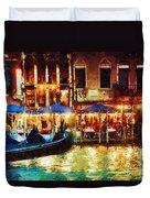 Venice Glow Duvet Cover