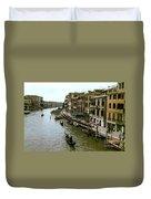 Venice Grand Canal Duvet Cover