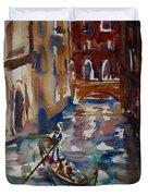 Venice Impression V Duvet Cover