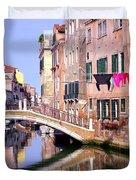Venice Living Duvet Cover