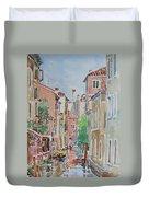 Venice Summer Duvet Cover