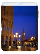 Venice Twilight Duvet Cover