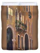 Venice Windows Duvet Cover