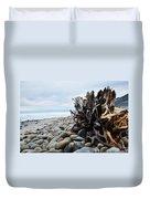 Ventura Driftwood  Duvet Cover