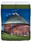 Vernon County Barn Duvet Cover