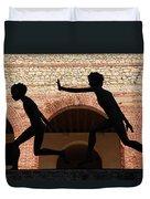 Verona Sculpture Duvet Cover