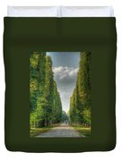 Versailles Promenade Duvet Cover
