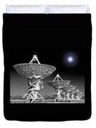 Very Large Array Duvet Cover