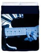 Vh #20 In Blue Duvet Cover