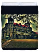 Viceregal Lodge Shimla Duvet Cover