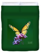 Viceroy Butterfly Square Duvet Cover