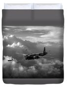 Vickers Wellingtons With 16 Otu Duvet Cover