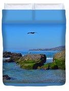 Victoria Beach Duvet Cover