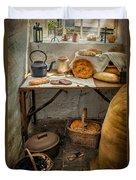 Victorian Bakers Duvet Cover