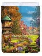 Victorian Dream Duvet Cover