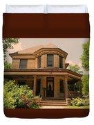 Victorian Home 2 Duvet Cover