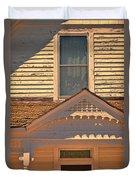 Victorian House Detail Duvet Cover