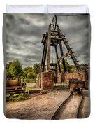 Victorian Mine Duvet Cover