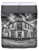 Victorian Pub Duvet Cover