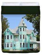 Victorian Renovation 8062 Duvet Cover