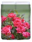 Victorian Rose Garden Duvet Cover