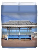 Victorian Shelter - Weymouth Duvet Cover