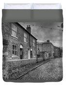 Victorian Street Duvet Cover