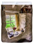 Victorian Window Duvet Cover