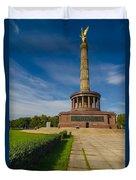Victory Column Duvet Cover