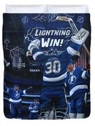 Victory Duvet Cover