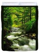 Viento Creek In June Duvet Cover