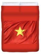 Vietnamese Flag Duvet Cover