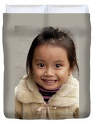 Vietnamese Girl 03 Duvet Cover