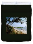 View At East Point  Duvet Cover