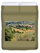 View At Montefalco Duvet Cover