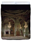 View Of The Salle Des Arts, After 1871 Photo Duvet Cover