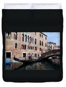 Views Of Venice Duvet Cover