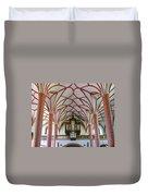 Villach Organ Duvet Cover