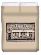 Village Shop Duvet Cover