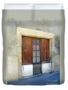 Village Square Duvet Cover