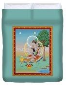 Vinapa Mahasiddha Duvet Cover