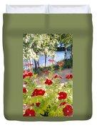 Vinca Lakeview Duvet Cover