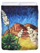 Vincent In Arizona Duvet Cover