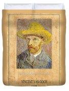 Vincent Van Gogh 1 Duvet Cover
