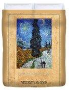 Vincent Van Gogh 4 Duvet Cover