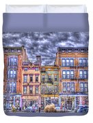 Vine Street Duvet Cover