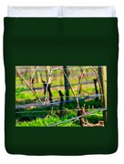 Vines On Wire 22637 Duvet Cover