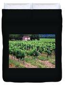 Vineyard Duvet Cover
