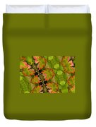 Vineyard Quilt Duvet Cover